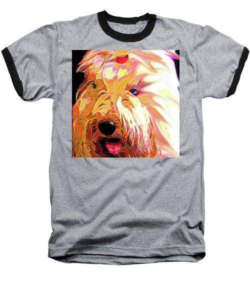 Ellie Baseball T-Shirt by Alene Sirott-Cope