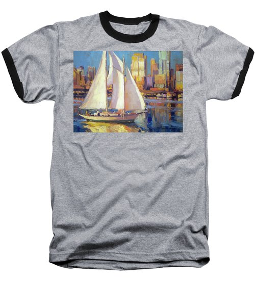 Elliot Bay Baseball T-Shirt