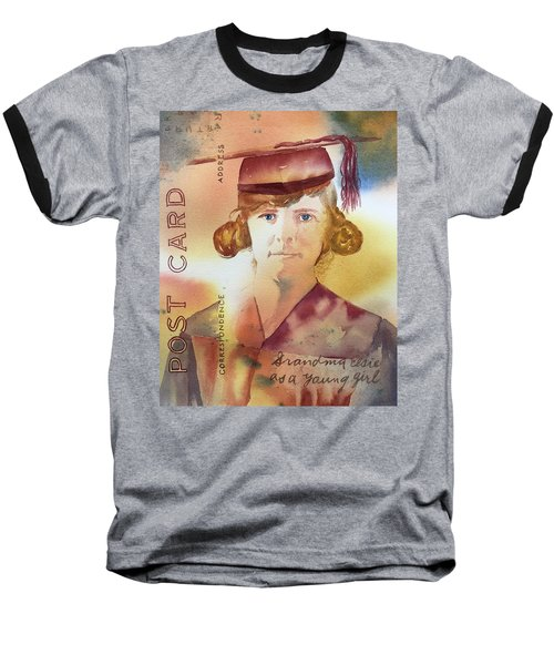 Elsie Circa 1915 Baseball T-Shirt