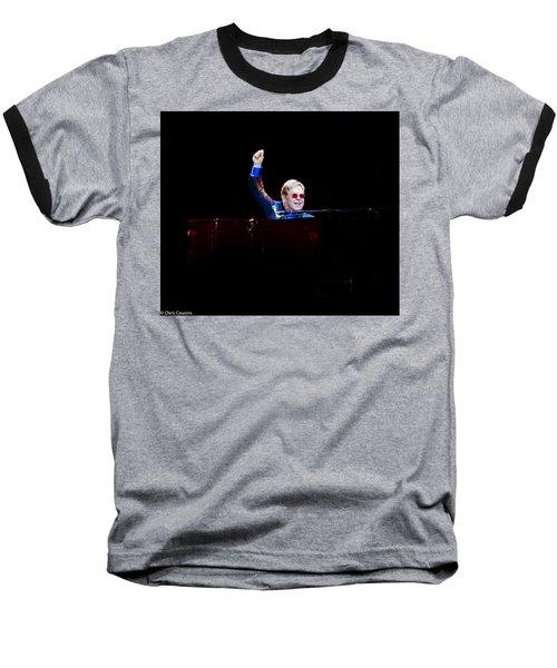 Elton Baseball T-Shirt