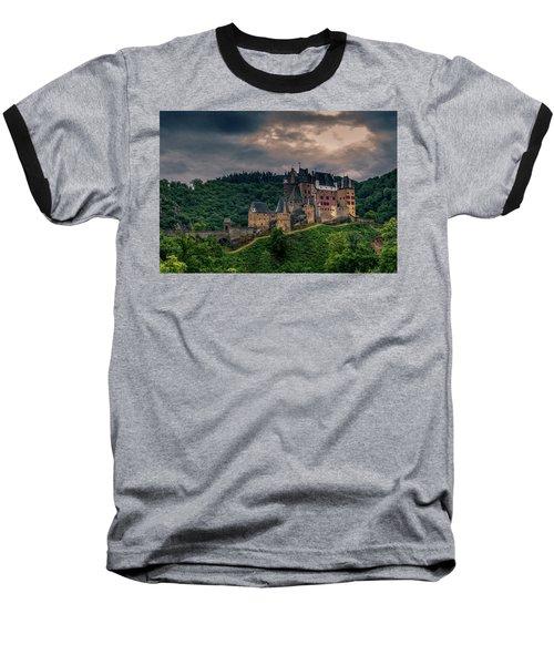 Eltz Castle Baseball T-Shirt