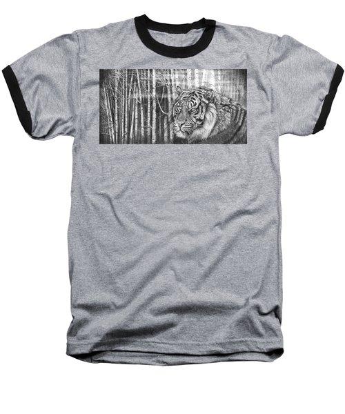 Elusive Nature Baseball T-Shirt