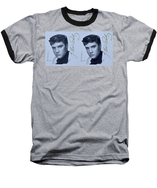 Elvis Stamps Baseball T-Shirt