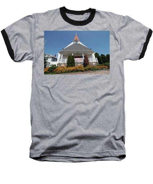 Emanuel Lutheran Church  Patchogue Ny Baseball T-Shirt