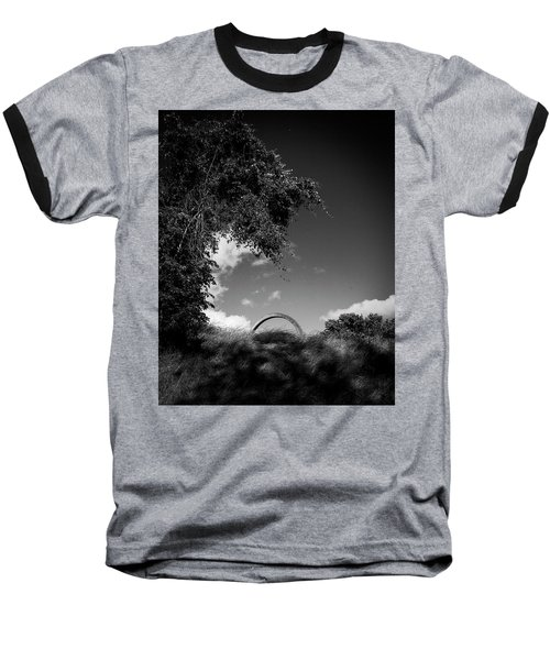 Baseball T-Shirt featuring the photograph Embedded by Alan Raasch