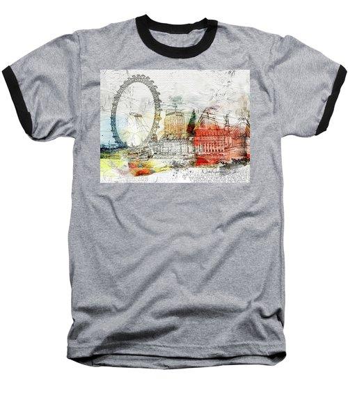Embrace Life Baseball T-Shirt