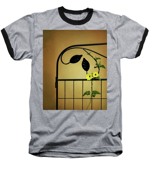 Baseball T-Shirt featuring the photograph Embrace by Tom Mc Nemar