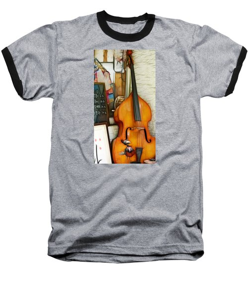 Baseball T-Shirt featuring the photograph Embraced by Cameron Wood