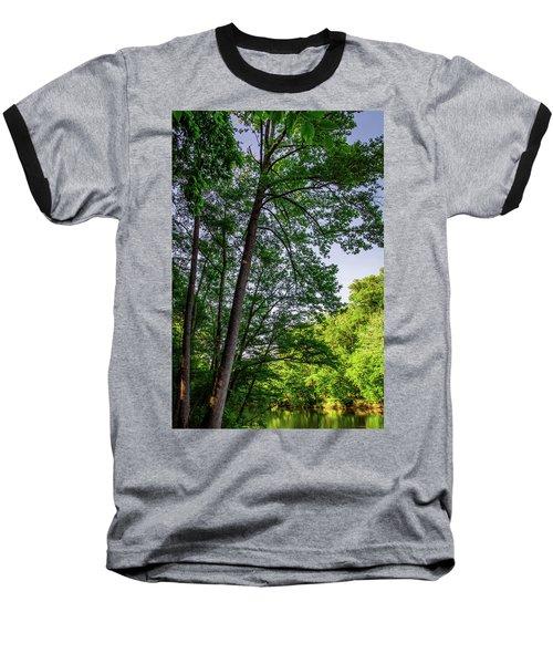 Emerald Afternoon Baseball T-Shirt