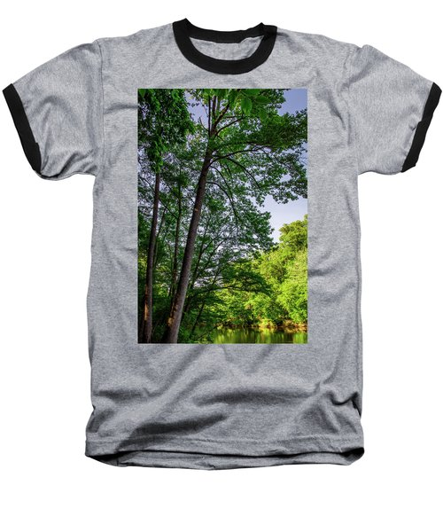Emerald Afternoon Baseball T-Shirt