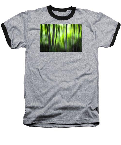 Green Forest - North Carolina Baseball T-Shirt
