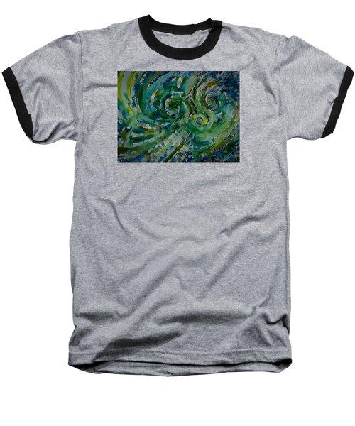Emerald Green Baseball T-Shirt