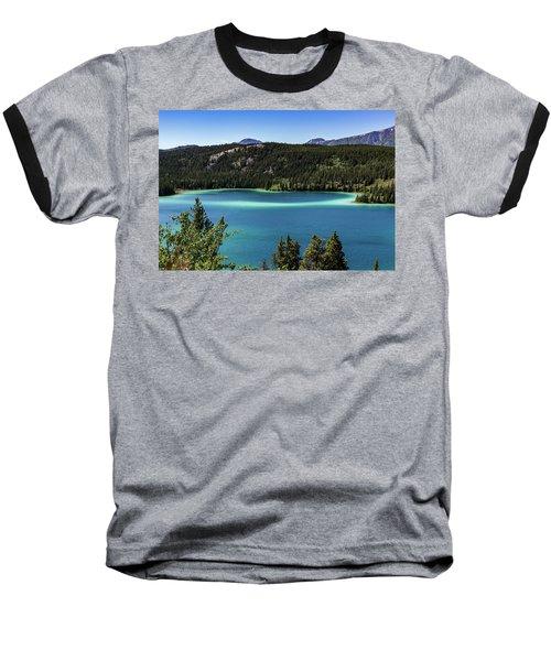 Emerald Lake 2 Baseball T-Shirt