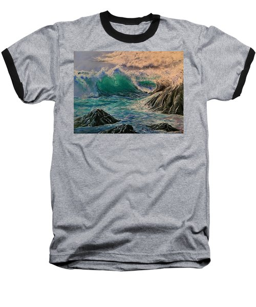 Emerald Sea Baseball T-Shirt