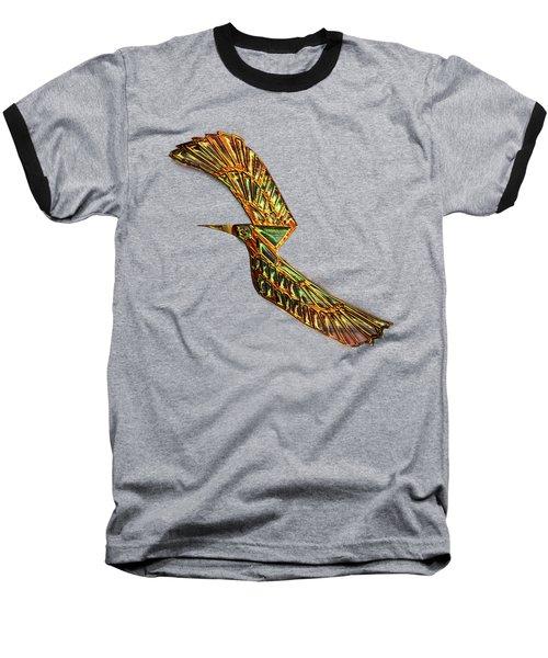 Emerald Wings Baseball T-Shirt