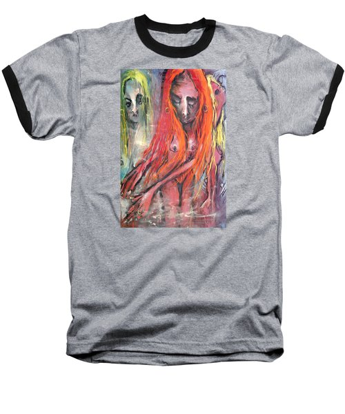 Emerging Reminders In Swamp Vapor Baseball T-Shirt
