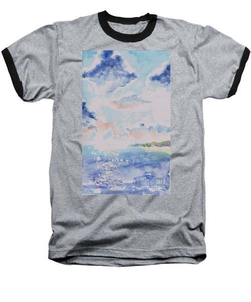 Emerging Sun 2 Baseball T-Shirt