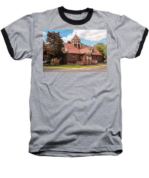 Emily Williston Memorial Library And Museum Baseball T-Shirt