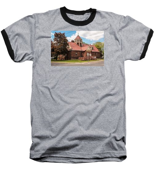 Emily Williston Memorial Library And Museum Baseball T-Shirt