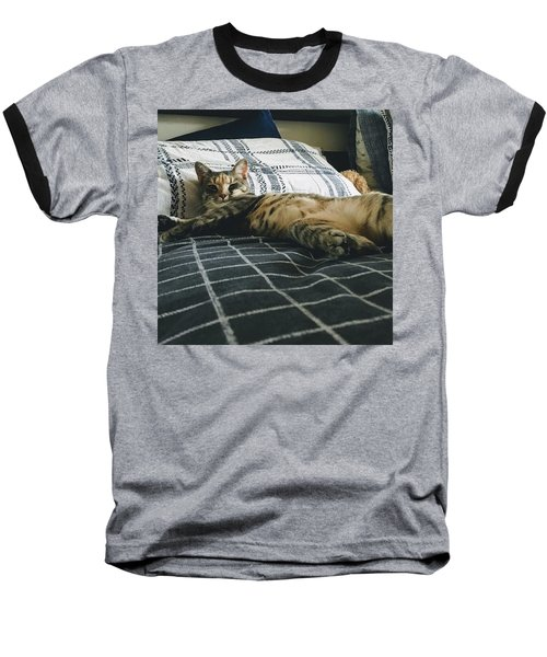 Emma1 Baseball T-Shirt