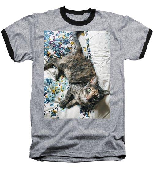 Emma2 Baseball T-Shirt