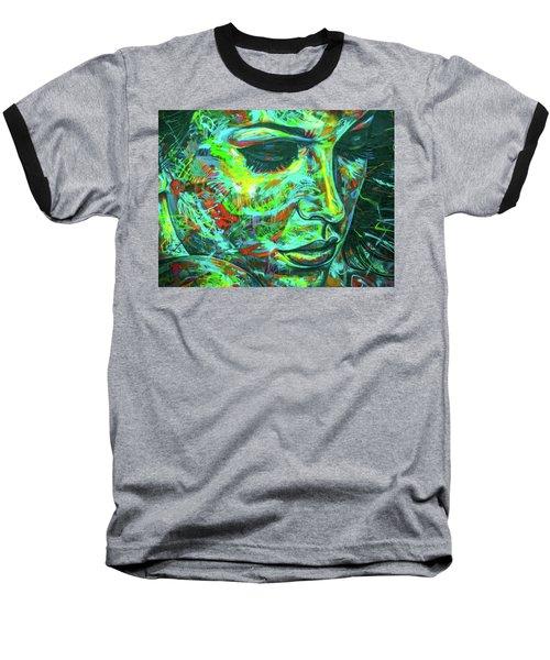 Emotion Green Baseball T-Shirt