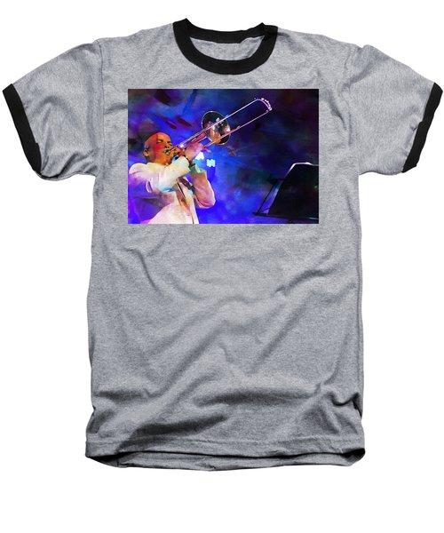 Emperor Of Salsa Dura, Jimmy Bosch  Baseball T-Shirt