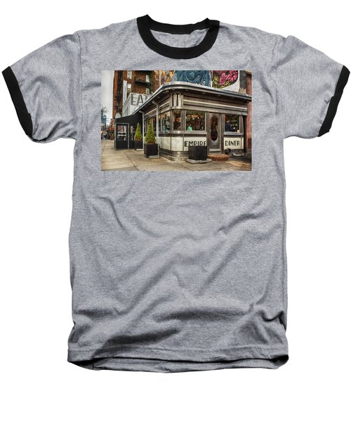Empire Diner Baseball T-Shirt