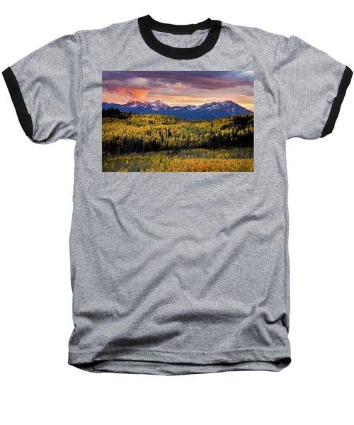 Empire Pass Autumn Baseball T-Shirt