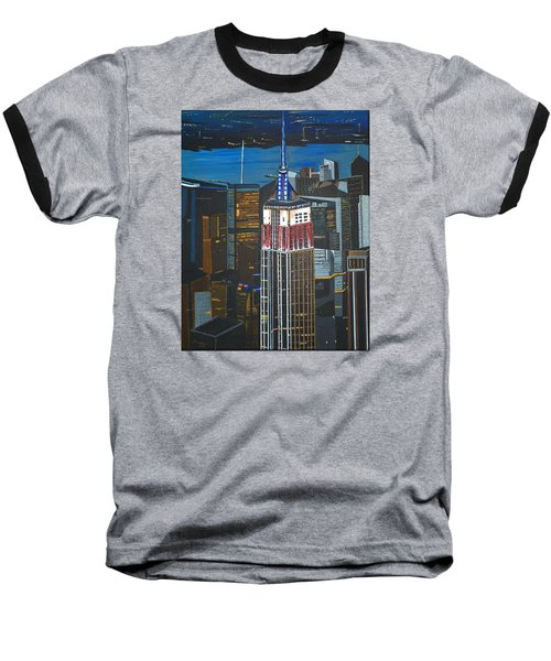 Empire State Baseball T-Shirt