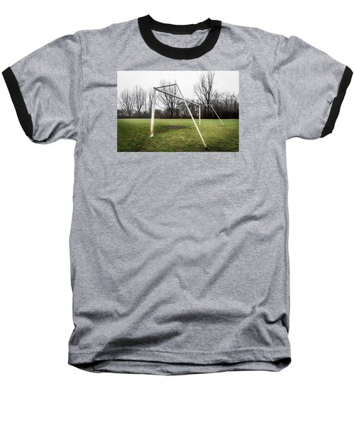 Emptiness Baseball T-Shirt by Celso Bressan