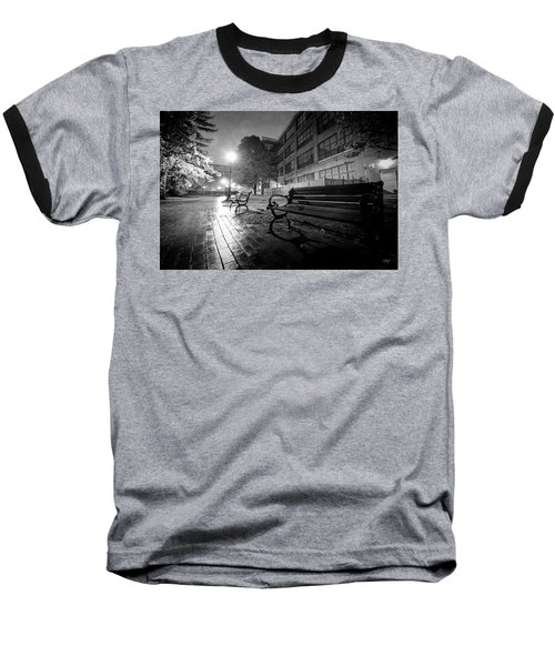 Baseball T-Shirt featuring the photograph Emptiness by Everet Regal