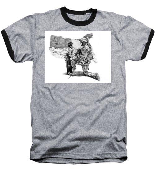 Empty Pockets  Baseball T-Shirt
