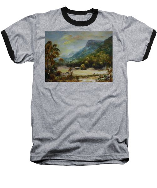 Emu Plains, Grampians Baseball T-Shirt