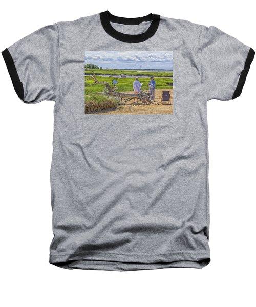 En Plein Air  Cape Cod Baseball T-Shirt by Constantine Gregory