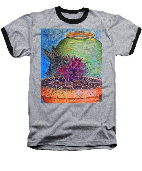 En Route Baseball T-Shirt by Kim Jones