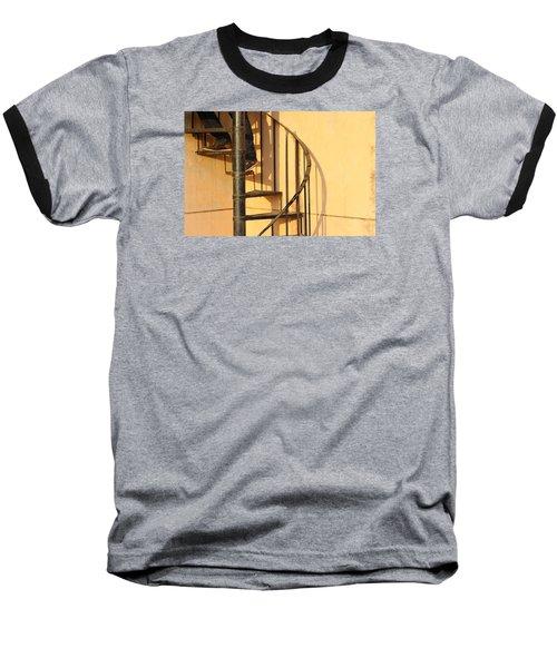 Baseball T-Shirt featuring the photograph En Route by Prakash Ghai