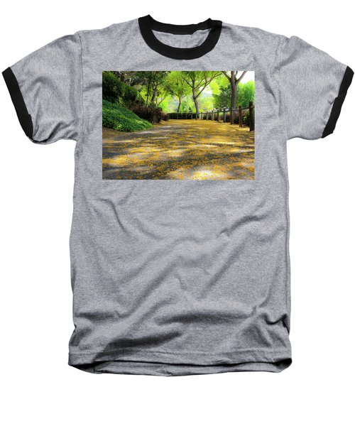 Enchanted Path Baseball T-Shirt