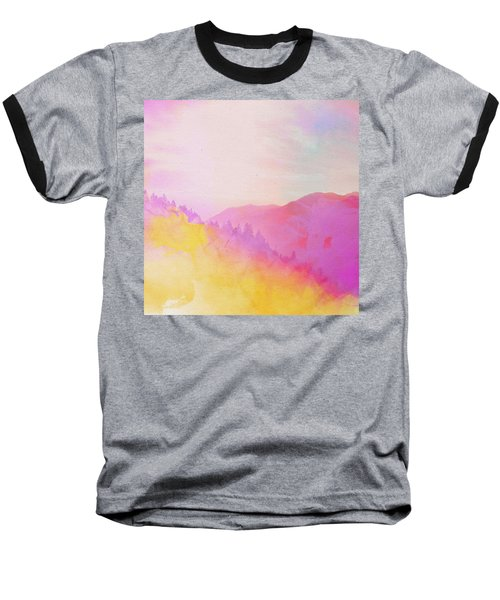 Enchanted Scenery #2 Baseball T-Shirt