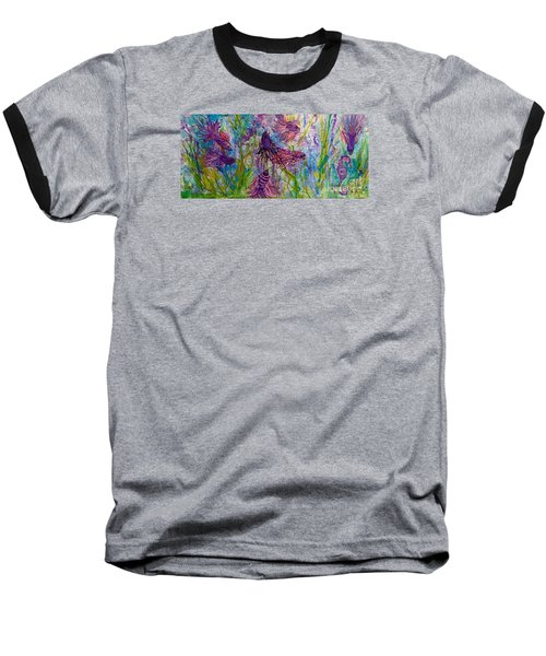 Enchanted Sealife Party Baseball T-Shirt