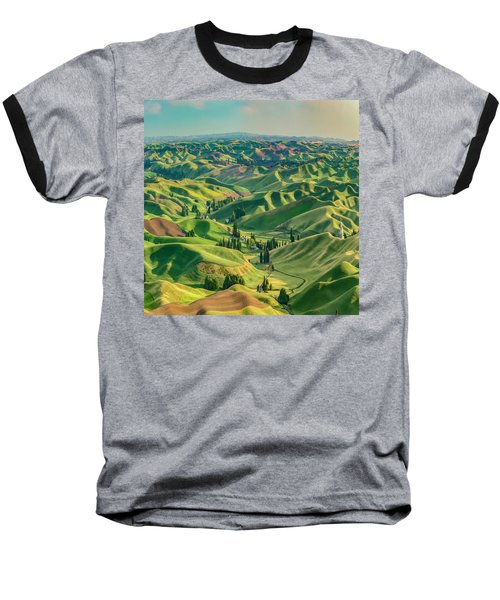 Enchanted Valley Award Winner Baseball T-Shirt
