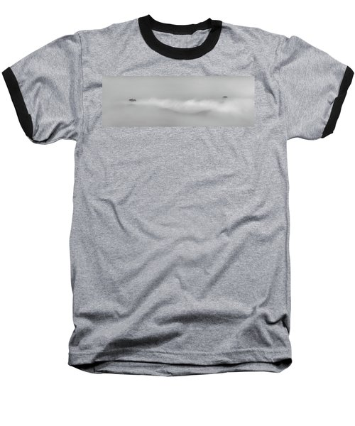 Baseball T-Shirt featuring the photograph Enchanted Whispers by Az Jackson