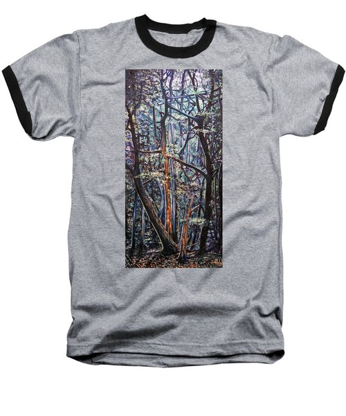 Enchanted Woods Baseball T-Shirt