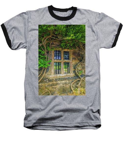 Enchanting Window Baseball T-Shirt