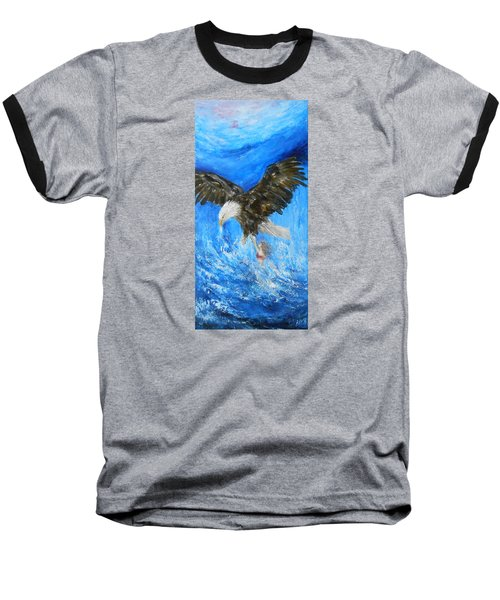Baseball T-Shirt featuring the painting Enchantment by Jane See