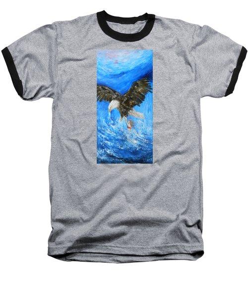 Enchantment Baseball T-Shirt by Jane See