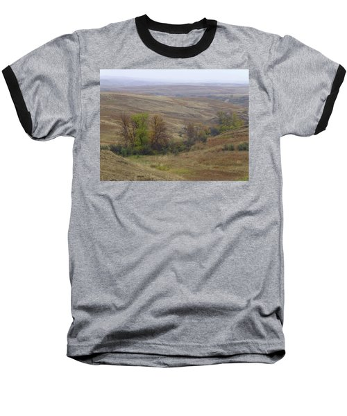 Enchantment Of The September Grasslands Baseball T-Shirt