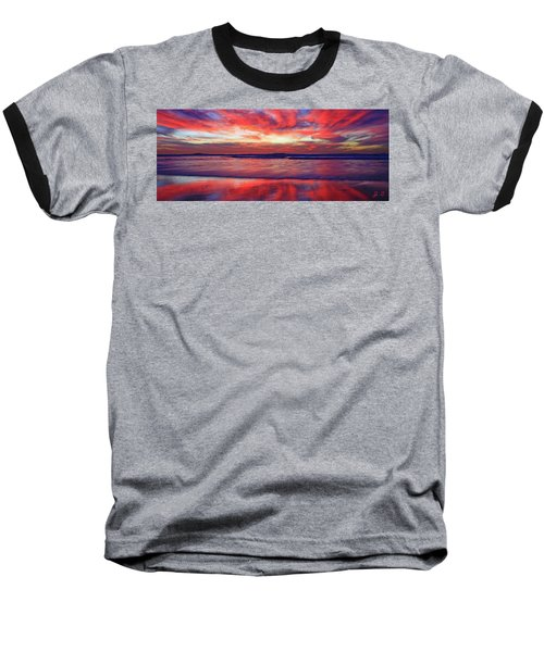 Encinitas Energy Afterglow Baseball T-Shirt