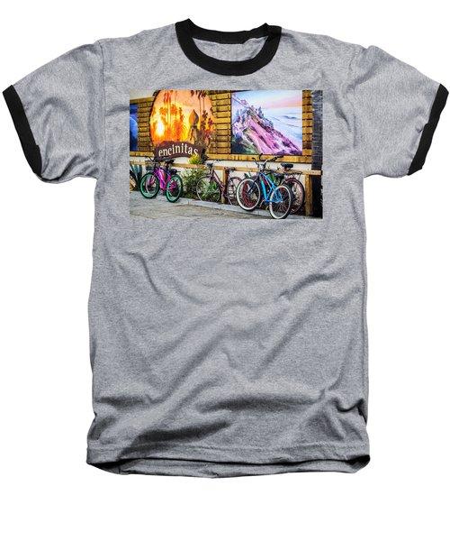 Bicycle Parking Baseball T-Shirt