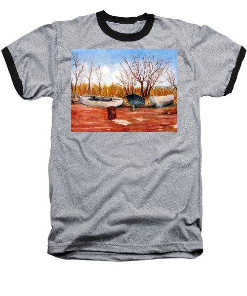 Encroachment In Belford Baseball T-Shirt